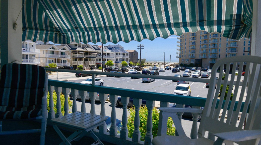 Beach Front Rental Close to Boardwalk Ocean City NJ