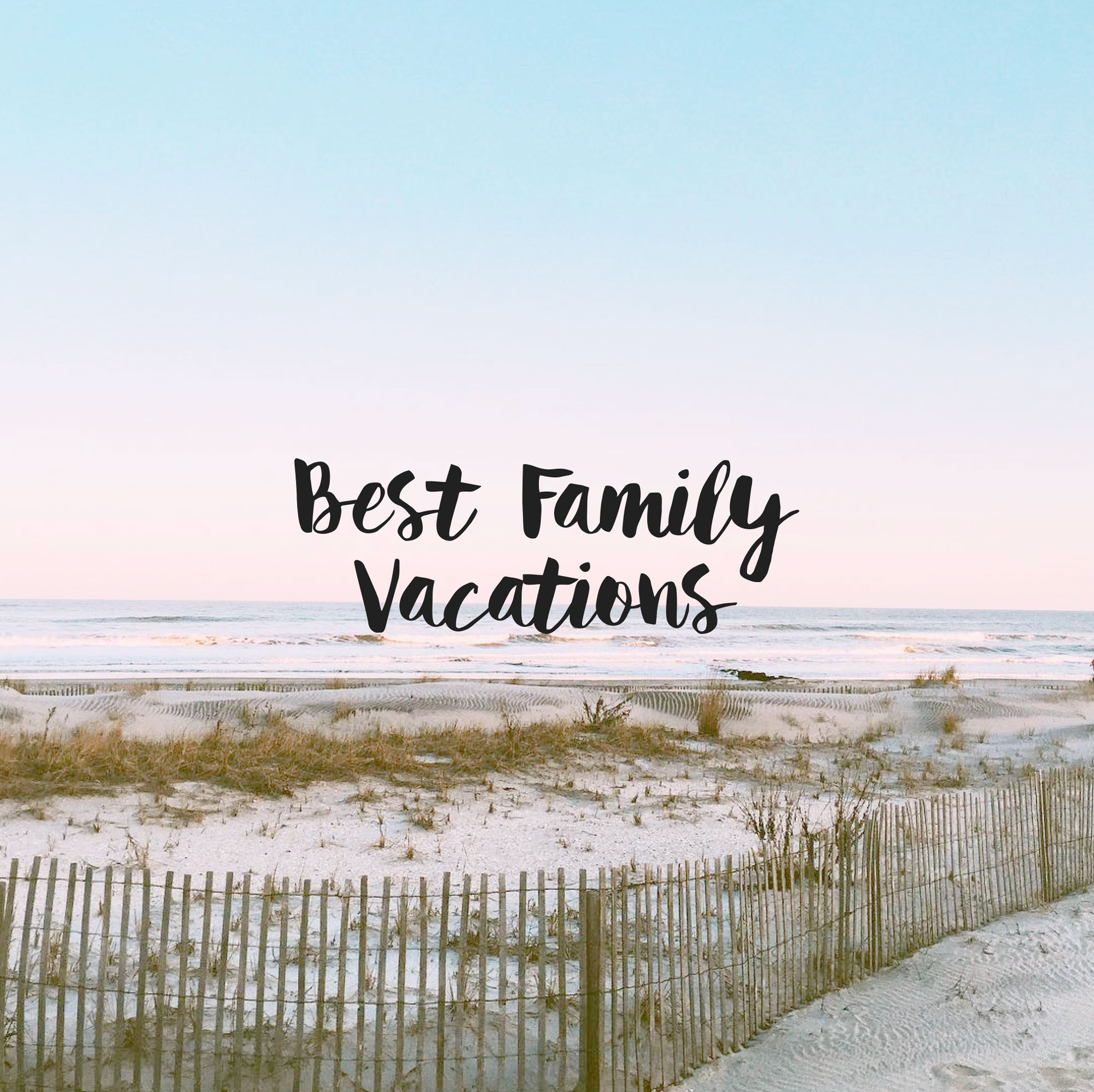 Best place for family vacation ocean city nj for Best places for a vacation